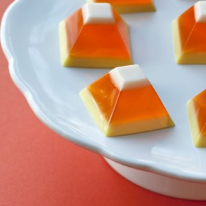 Candy-Corn-Jell-O