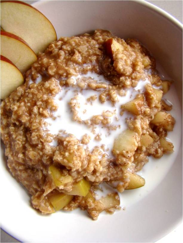 apple-pie-oatmeal