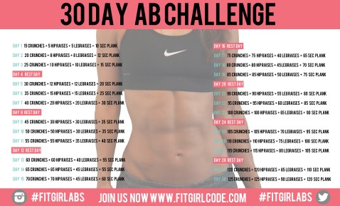 CORRECT-30-day-ab-challenge-schedule