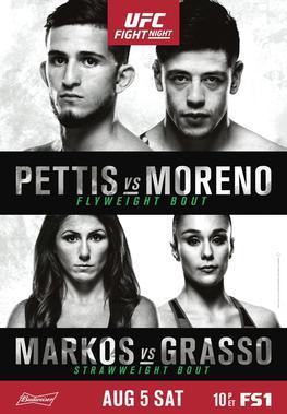 UFC_Mexico_Pettis_Moreno (1)